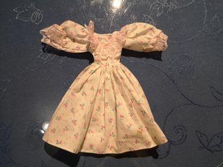 Precioso vestido original de la muñeca Darling 80'
