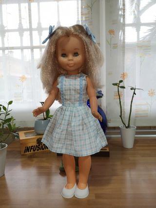 Preciosa muñeca Nancy pecosa de los años 80