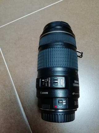 Objetivo Canon EF 70-300 IS USM