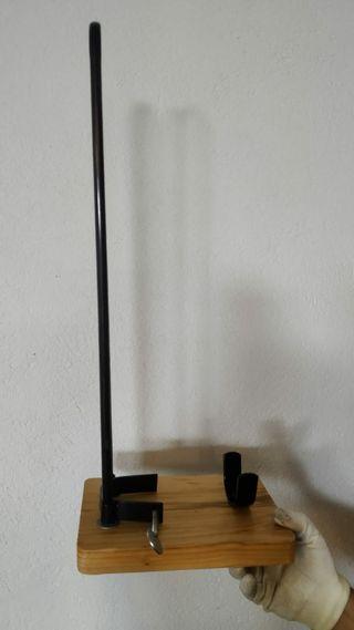 Jamonero vertical