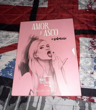Libro Amor y Asco Edicion Limitada
