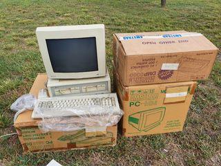 Pack Ordenador Amstrad Vintage