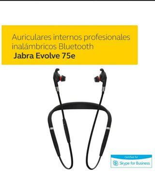 Auriculares Bluetooth con ANC - Jabra 75e MSF