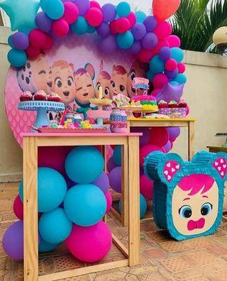 Cumpleaños de Bebés llorones
