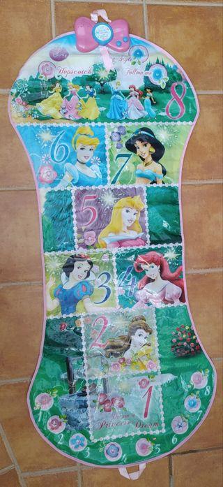 Rayuela electrónica princesas Disney