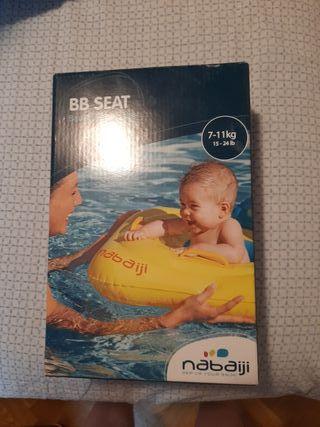 Flotador bebé