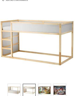 Cama KURA de IKEA URGE por mudanza