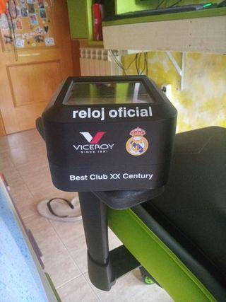 Caja Viceroy x Real Madrid de reloj con musica