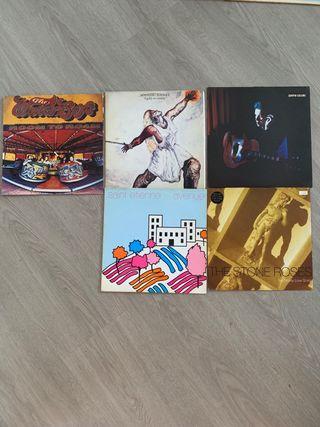 Discos de vinilo indie pop
