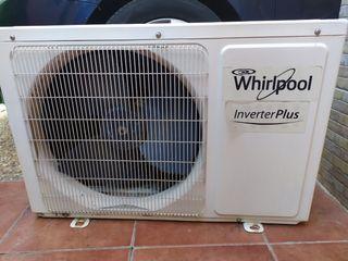 Aire acondicionado Philips Whirlpool Inverter A+++