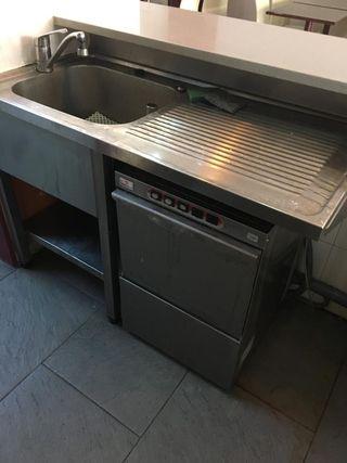 Lavavajillas SAMMIC Modelo SL23B