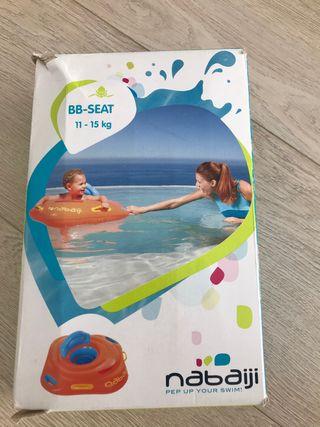 Flotador asiento bebé 11 a 15 kg