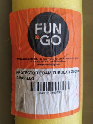 Protector Foam para andamios