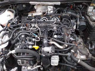 2506306 Motor completo VOLKSWAGEN PASSAT VARIANT