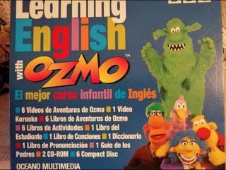 curso de inglés infantil ozmo