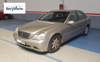 Mercedes-Benz Clase C 220 CDI Auto.