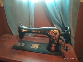 maquina de coser de zapatero