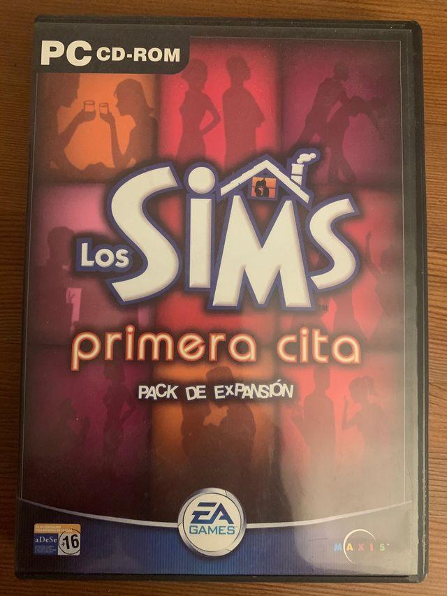 Expansión Los Sims Primera Cita