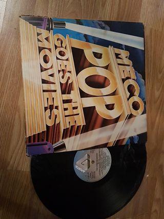 disco vinilo meco pop goes the movies