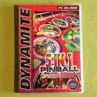 Dynamite Pinball 5 in 1 Special Edition