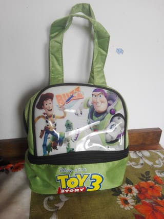 Toy Story 3 neceser con doble bolsillo