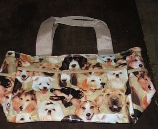 Bolso Mascotas Perros