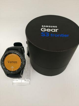 Smartwatch - Samsung Gear S3 Frontier