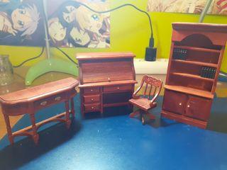 Set casa de muñecas