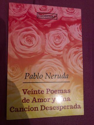 Libro Veinte Poemas de Amor