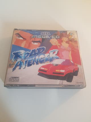 ROAD ADVENGER MEGA CD