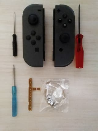 Reparación de Joycons de Nintendo Switch
