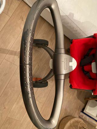 silla stokke capazo, bolsa de base, mosquitera,...