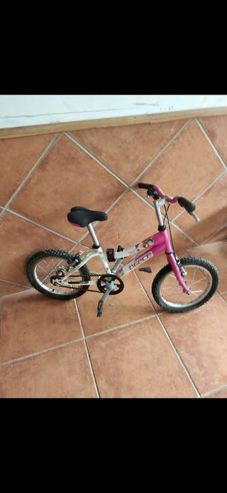 bici niña