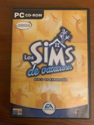 Expansión Los Sims de Vacaciones