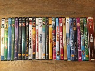 Pack 26 dvds Disney