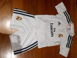 Conjunto Adidas Real Madrid 2 a 3 años