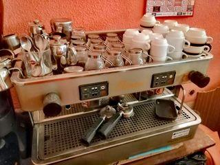 Cafetera de bar de segunda mano en Valladolid en WALLAPOP