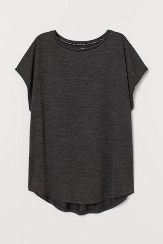 Camiseta de deporte mujer nueva talla XL H&M