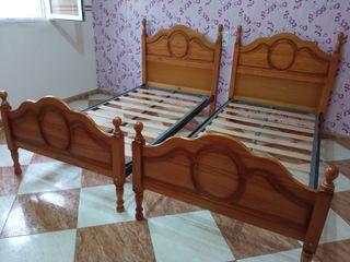 vendo camas