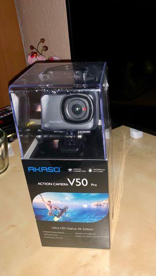 Cámara Akaso V50 Pro