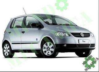 Manual Reparacion Motor 1.6 Volkswagen Fox 2003-20