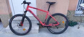 bici BTwin talla XL rueda 27'5 NO NEGOCIABLE