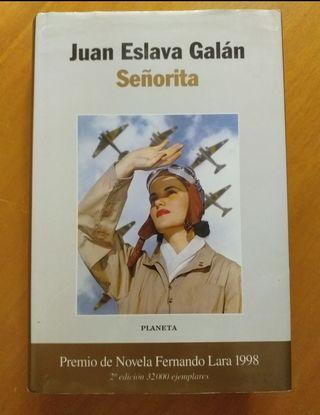 Señorita, de Juan Eslava Galán