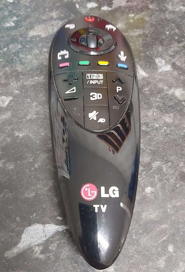Mando magic 3D LG (Universal para LG)