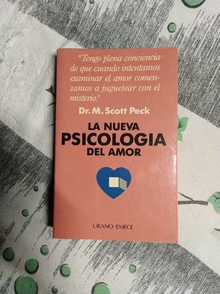 libro la nueva psicología del amor