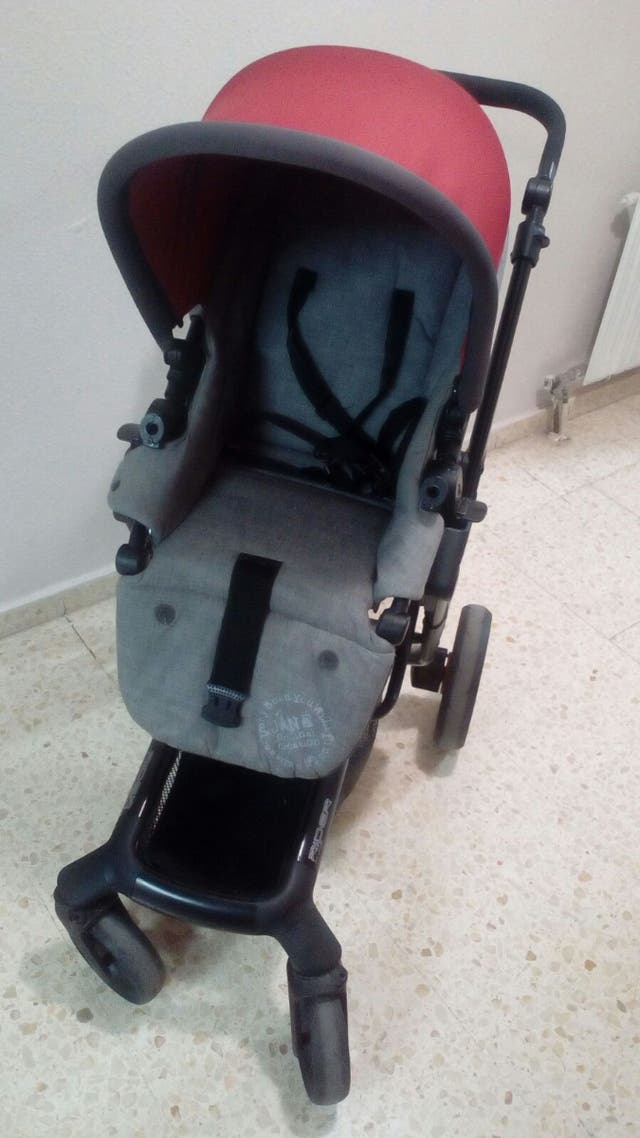 Jané Ryder Matrix + base isofix