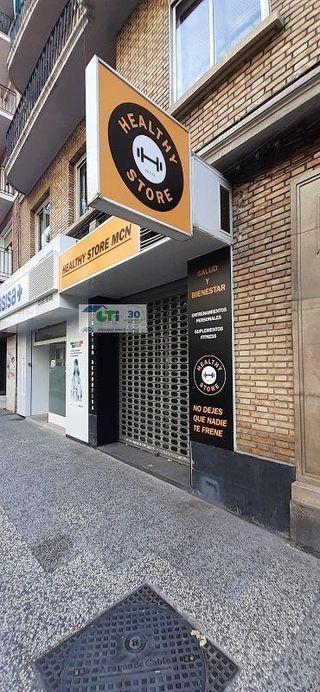 Local comercial en alquiler en Delicias en Zaragoza