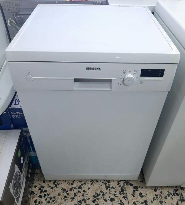 Lavavajillas Siemens clase AA