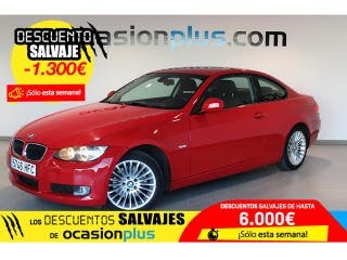 BMW Serie 3 320Cd Coupe 130kW (177CV)