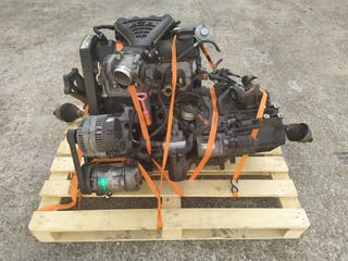 Motor VW Sharan 1.8 8v gasolina completo